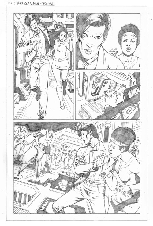 Walter DrWho Sample pg01 by wgpencil