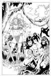 RedSonja-Tarzan1 Cover