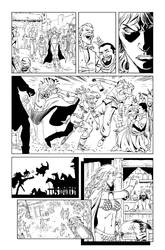 Red Sonja/Tarzan #1-Page 07 by wgpencil