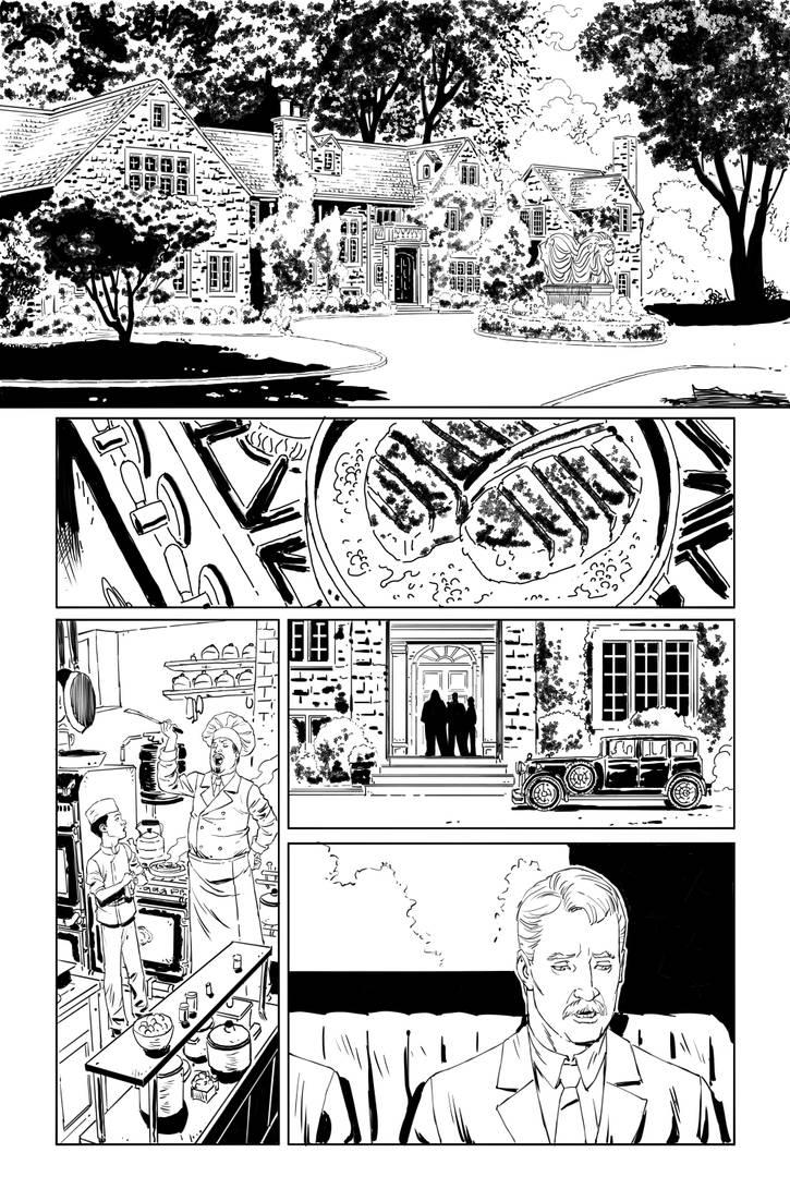 Red Sonja/Tarzan #1-Page 09 by wgpencil