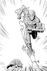 Flash by wgpencil