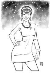 Lt Uhura(Star Trek)