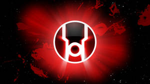 Red Lantern Corps Wallpaper by Asabru88