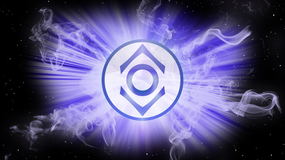Indigo lantern corps symbol - photo#12