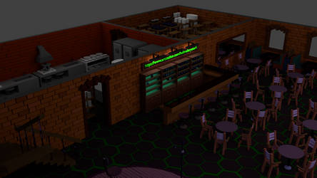 Restaurant by KelimelerYeterli