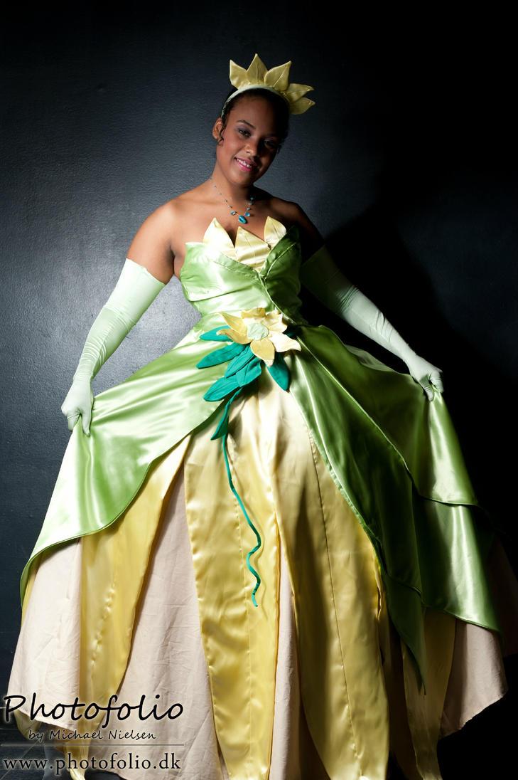 Princess Tiana by Kuranchie