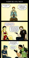 Resident Evil Couple Therapy