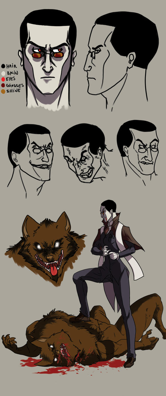 Anime Werewolf And Vampire Anime Vampires And Werewolves