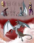 Dragon lady - shapeshifter