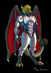 Lexart-4 - Character comission by davi-escorsin