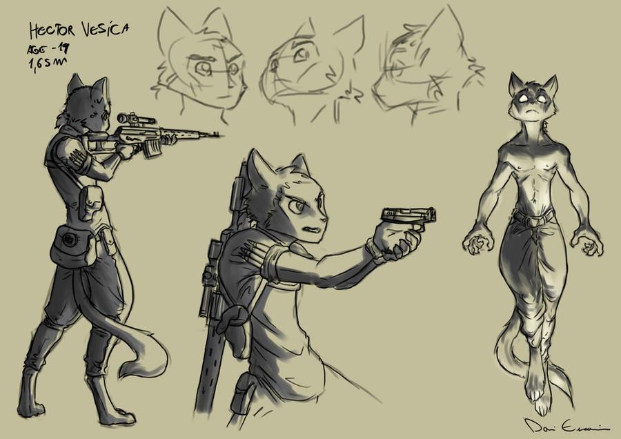 Sketch Dump - Hector vesica by davi-escorsin