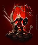Anthro Warrior