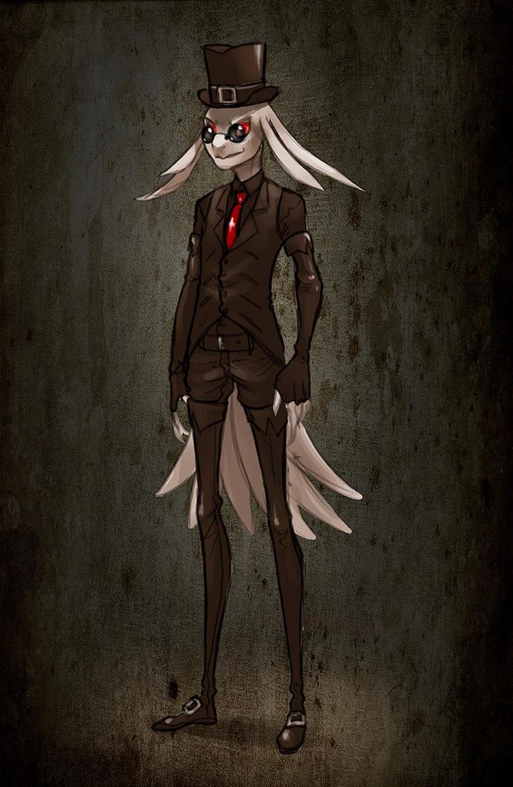 Creature by davi-escorsin