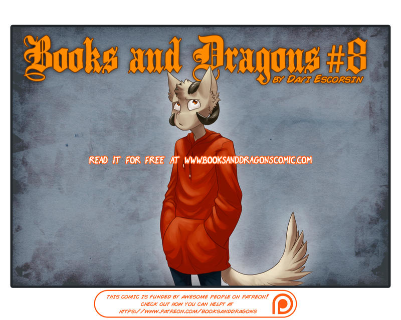 Books and Dragons chapter 8 is out! by davi-escorsin