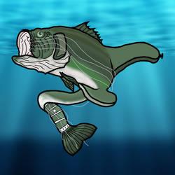 BassFish 1 by JTothVydr