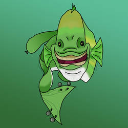 BassFish 2 by JTothVydr