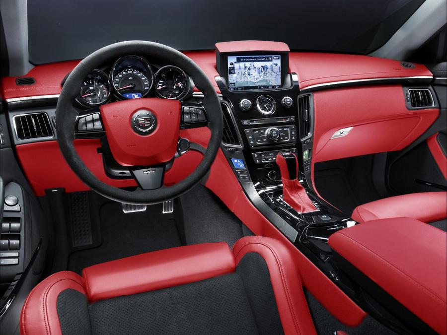 Cadillac CTS V Interior By Jamyankovich ...