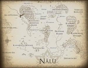 Map of Nalu