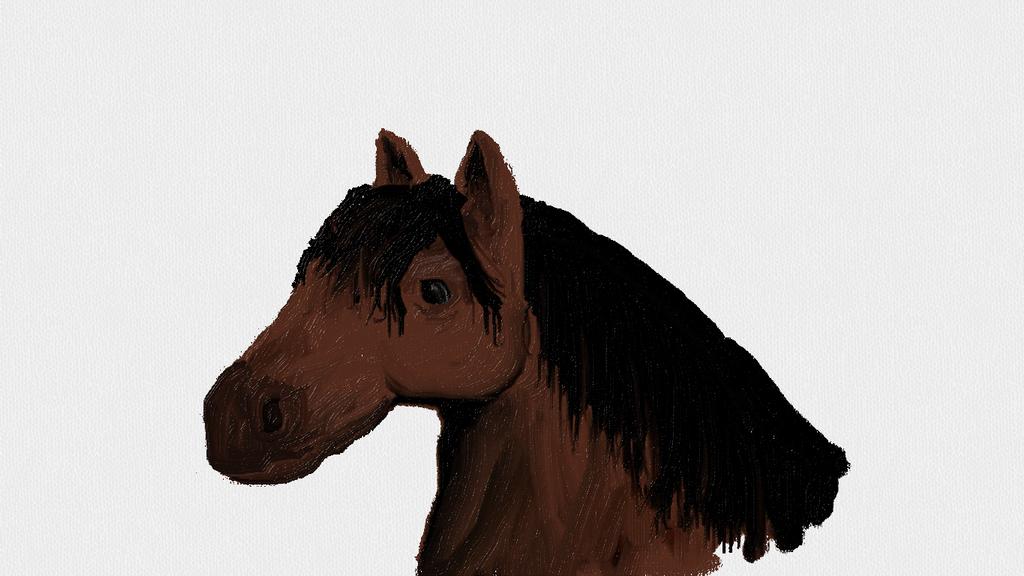 Horse by j2starshine