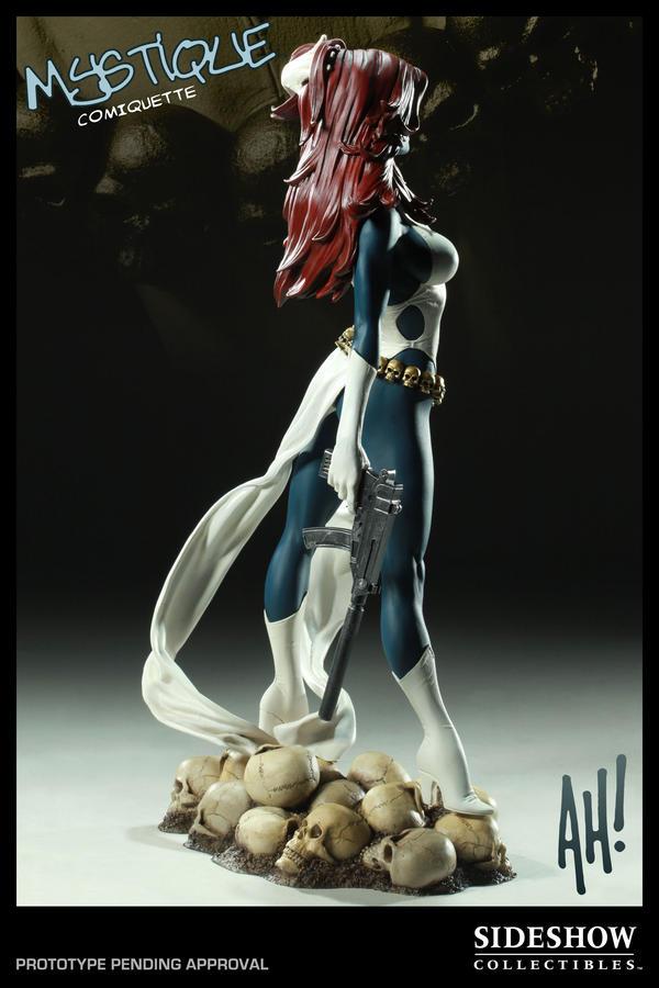 AH Mystique Comiquette Color B by TKMillerSculpt