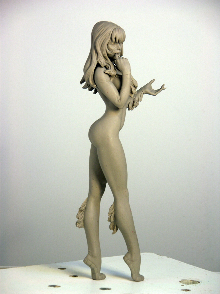Black Cat 6 by TKMillerSculpt