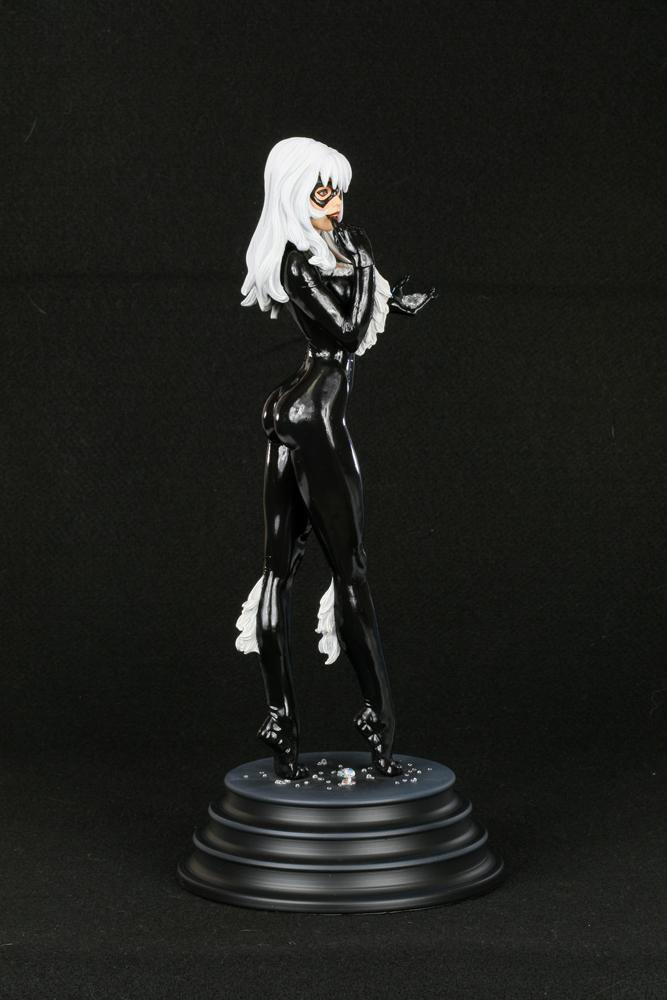 Black Cat 03 Painted by TKMillerSculpt