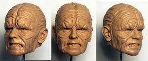 Emperor Palpatine by TKMillerSculpt