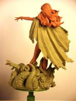 Goblin Queen Final 3 by TKMillerSculpt