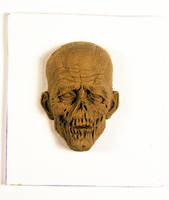 Zombie Face by TKMillerSculpt