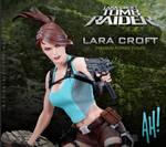 AH Lara Croft PF Tease