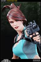 Ah Lara Croft Premium Format 3 by TKMillerSculpt