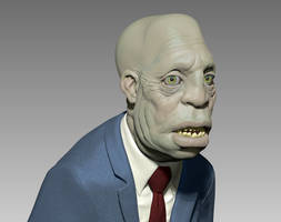 The Gentleman from Innsmouth