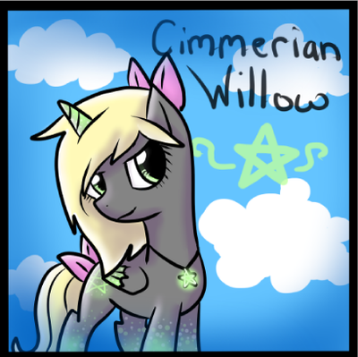 Just Cimmerian again :3 by efflorish