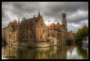 In Bruges by nicholls34