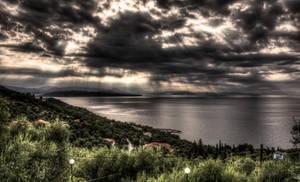 Corfu Sky