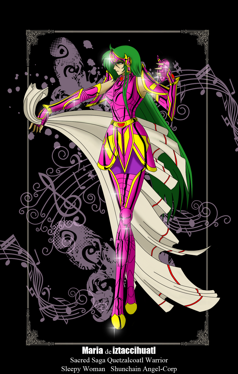 Sacred Saga Fanart Mary_from_iztaccihuatl_by_angel_corp-d41wdl3