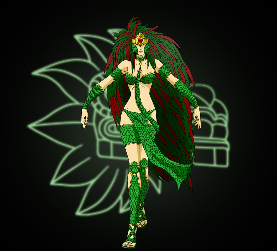 Diseño Mexicano Quetzalcoatl_calvera_by_angel_corp-d5m0ujj