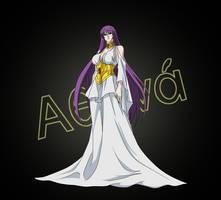 Antigua Athena Siglo XVI by Angel-Corp