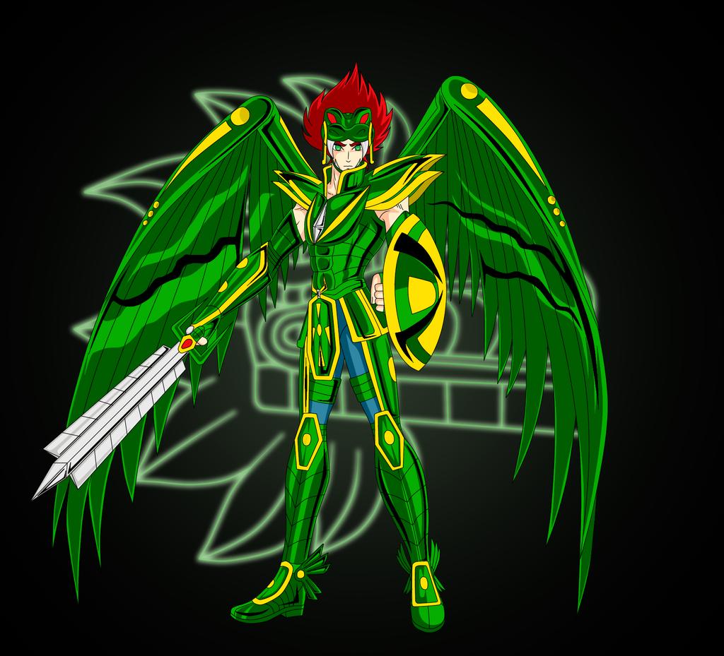 Diego-Quetzalcoatl Armadura Divina By Angel-Corp On DeviantArt