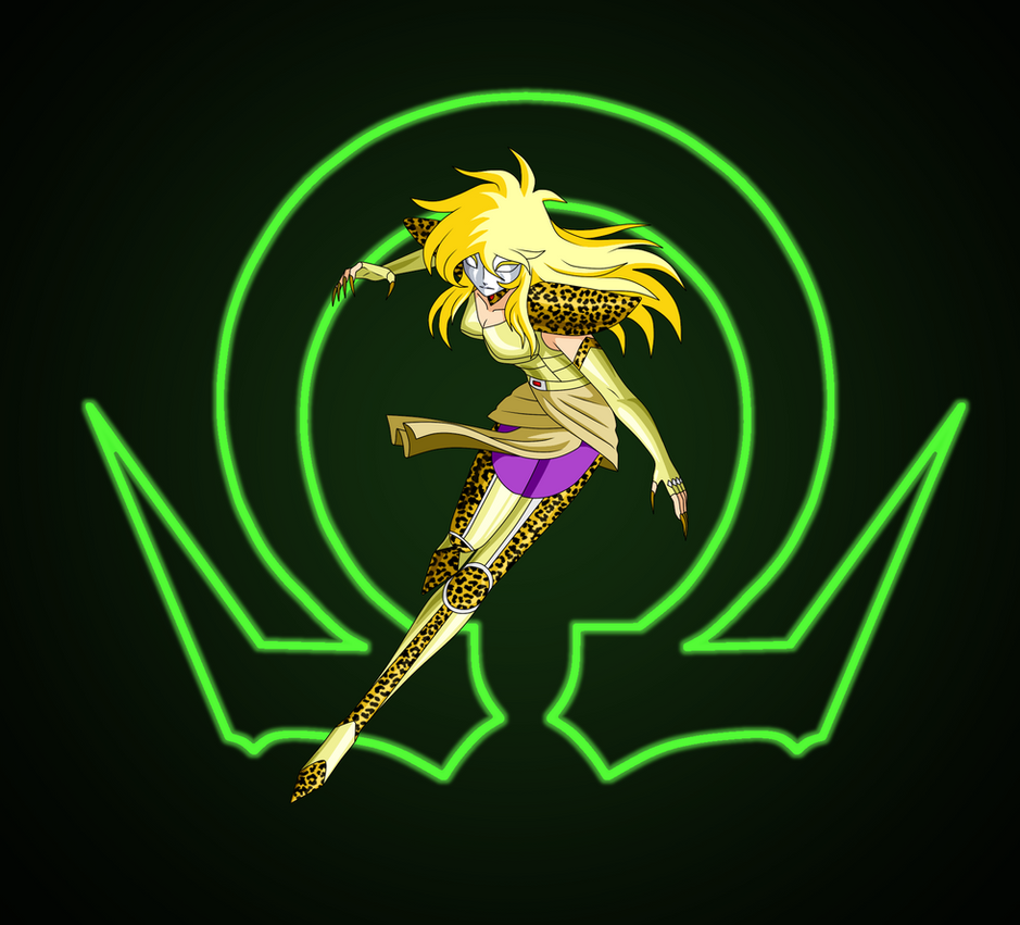Esmeralda Omega By Angel-Corp On DeviantArt
