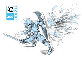Defender by RizianArt