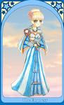 BA Tarot Card- The Empress by vicfania8855