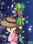 Sakiko from Noroi No Hanta (Cursehunters) by vicfania8855