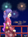 Holiday Series '18- Happy New Year by vicfania8855