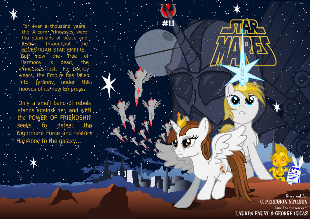 Star Mares 1.1: Our Only Hoof