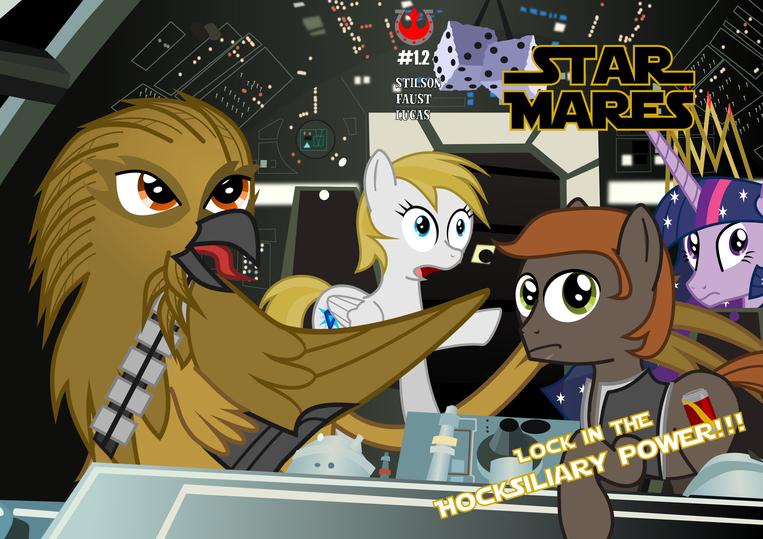 Star Mares 1.2: Hocksiliary Power