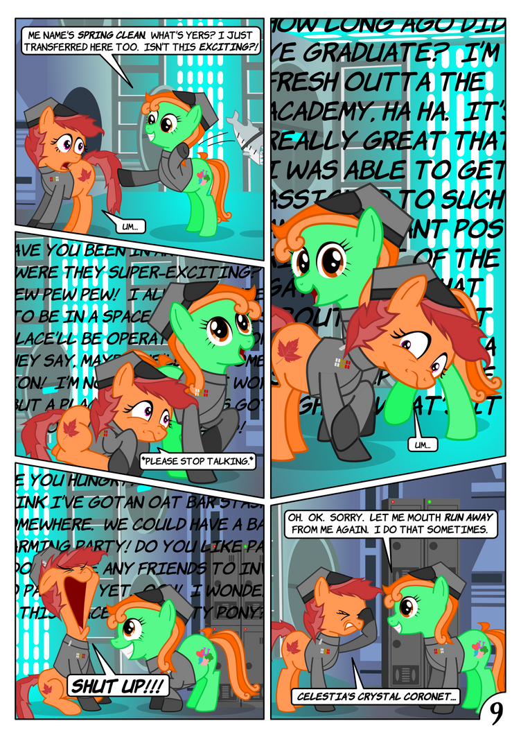 Star Mares 1.2.9: A Word In Your Ear by ChrisTheS