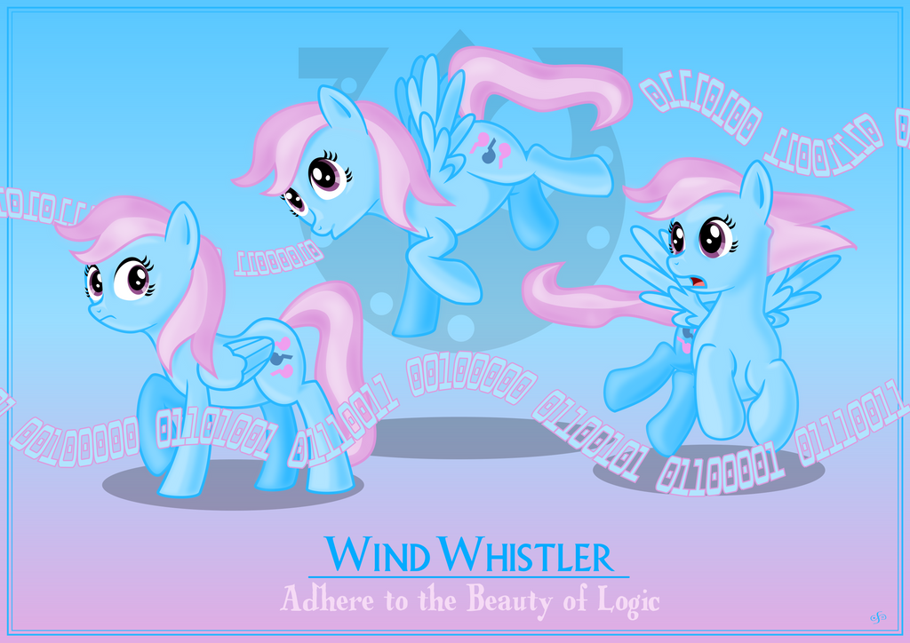 Wind Whistler: Adhere to the Beauty of Logic by ChrisTheS
