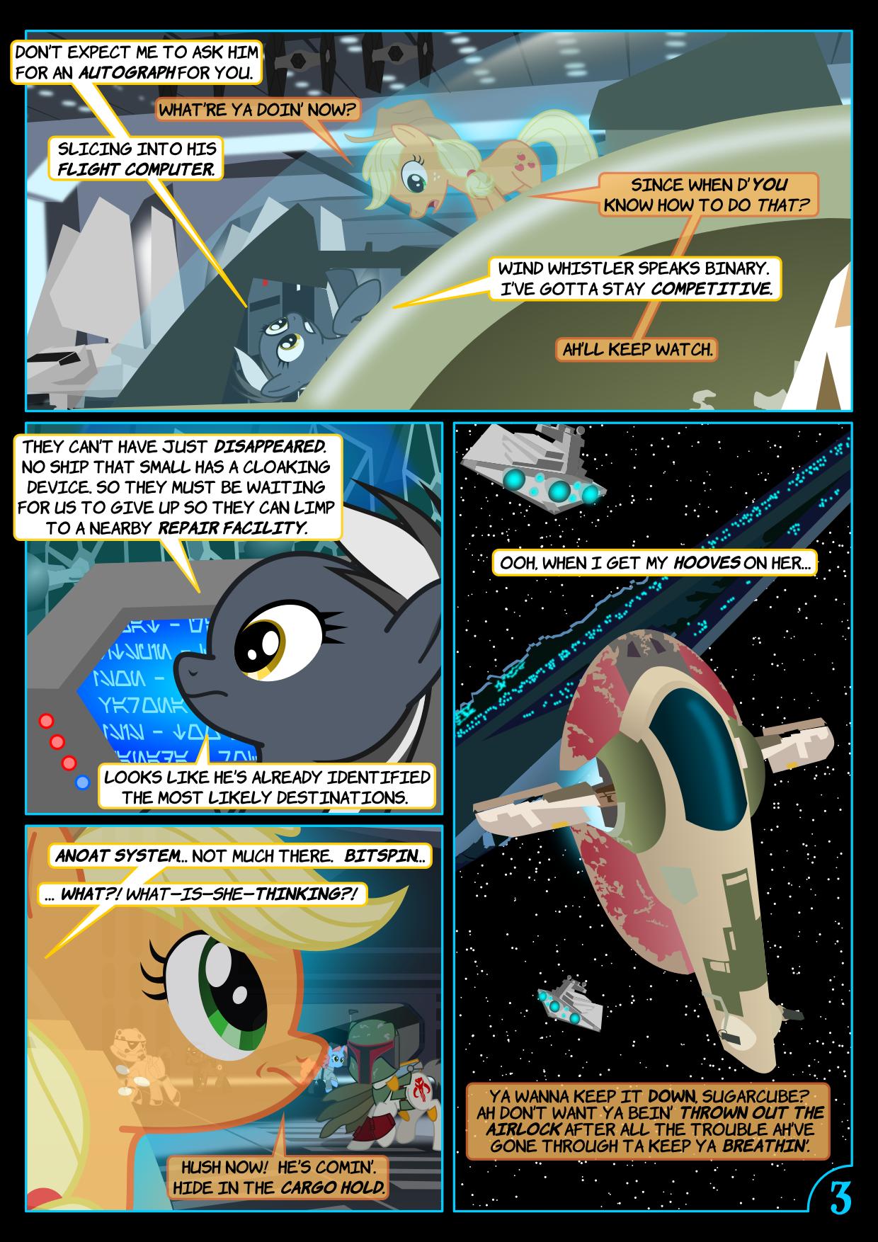 Star Mares 2.3.3: Tempus Fugitive