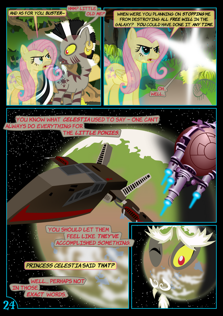 2.4.24: The World According to Discord by ChrisTheS